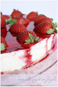 torta-yogurt-e-fragole